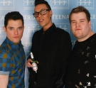 Gok Wan, Mat Horne and James Corden