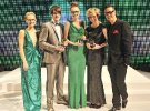Specsavers Spectacle Wearer of the Year 2011 at Battersea Power Station London