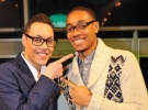 Gok & Wade Wallace at Specsavers SWOTY 2012 Awards