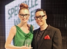 Congratulations to the 2011 Spectacle Wearer of the Year winner Lucie Stevenson