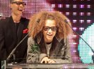 Perri Kiely - Best Newcomer award at SWOTY 2011
