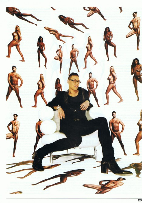 Gok Wan interview in Out London - page 2
