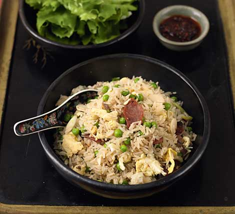 Gok's Perfect Fried Rice