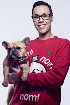 Gok Wan - Christmas Jumper Day - Save The Children