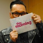 Gok Wan on ITV This Morning