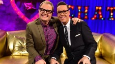 Gok Wan and Alan Carr Chatty Man