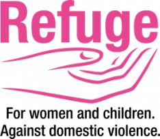 Refuge charity logo